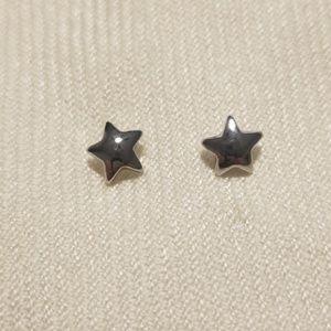 Jewelry - NWOT star stud earrings
